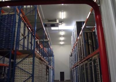 Køle-, frosthaller 5-65 kW Industrikøling