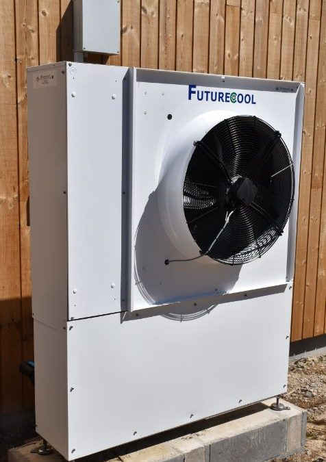 FutureCool CO2 Kondensing Unit Pacto
